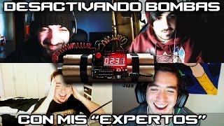 ¡EL JUEGO DE LA BOMBA! - (CON ITOWNGAMEPLAY, BERSGAMER Y XODA)