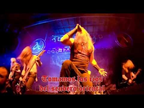 Amon Amarth Runes - To My Memory (subtitulado en español) mp3