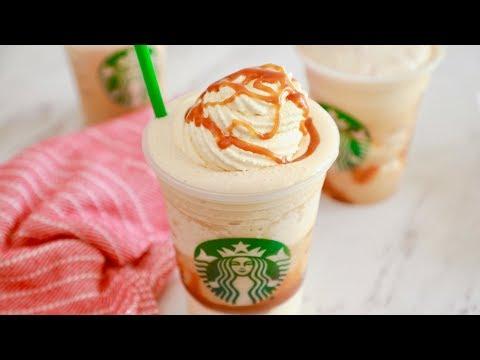 Starbucks Ultra Caramel Frappuccino Recipe Gemma S Bigger Bolder Baking