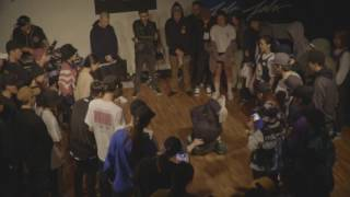 BREAK BREATH VOL.2 BGIRL BATTLE | FINAL MONO & YE WON vs  RAWBERRY & CQUIRREL