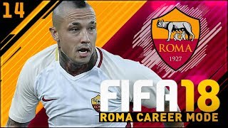 FIFA 18 Roma Career Mode Ep14 - MOVING INTO JANUARY!!