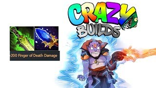 Dota 2 Crazy Builds - Lets play Lion   German Turbo Gameplay