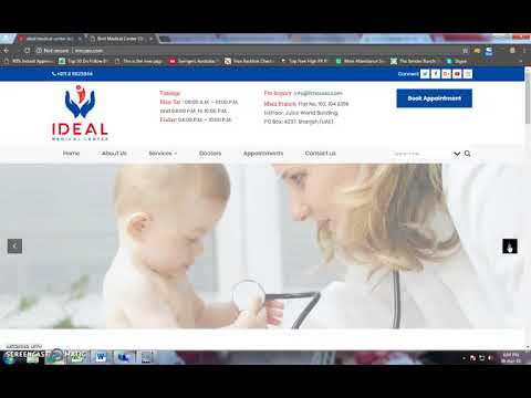 Best Medical Center Hospital  and Clinics in Sharjah, Rolla U.A.E.
