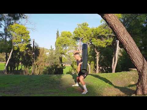 ViPR Workout with Konstantinos Fligos