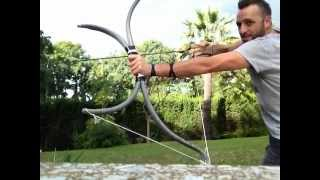 Pvc longbow and a little surprise