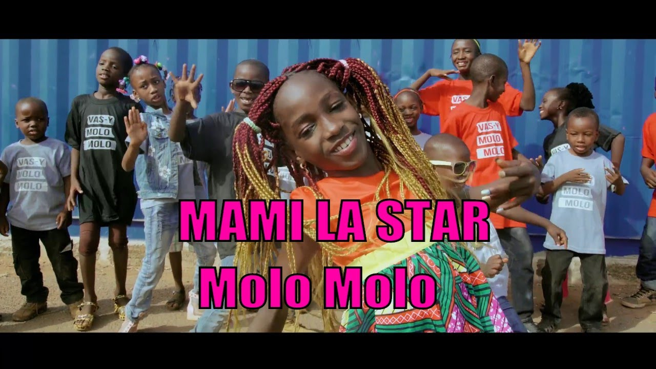 Download Mami La Star - Vas-y Molo Molo ( Clip Officiel )