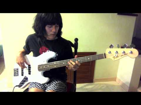 [Bass cover] Moderndog - ชีวิต (Xenotise & Thunderbird)