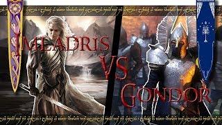 BFME: Edain 4.4.1 | 2.9 Fix | Imladirs Vs Gondor