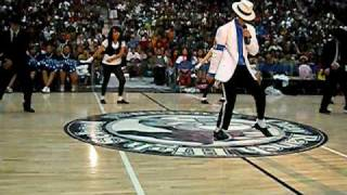 Michael Jackson Tribute Dance 1