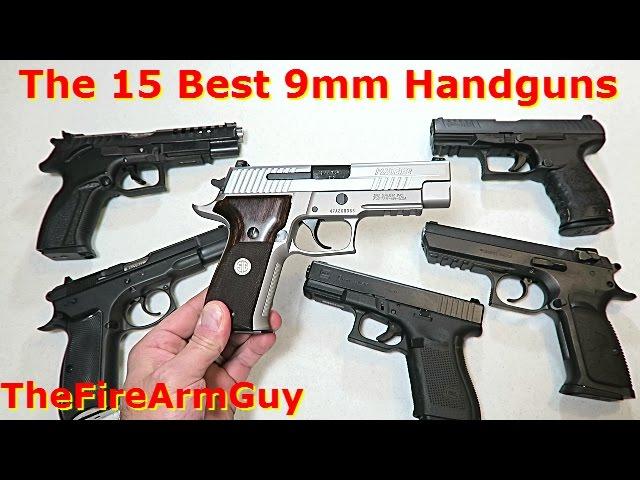 Handguns In 9mm For Less Than $750 | Gun Carrier