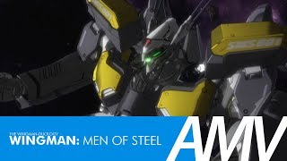 Wingman: Men Of Steel — Macross Frontier The Movie: The False Songstress AMV