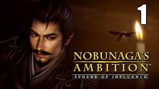 Nobunaga's Ambition: Sphere of Influence-The Date Clan Part 1