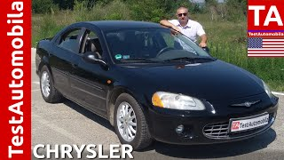 CHRYSLER Sebring gen.II 2.0 Test