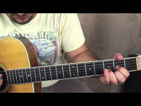 Oh! Darling - The Beatles - Acoustic Songs on Guitar - Guitar Lessons - How to play - Tutorial