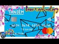 News Techcology -  Tandem credit card pays 0.5% cashback with no fees abroad
