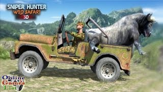 Download Video 3D Sniper Hunter Wild Safari Android Gameplay HD MP3 3GP MP4