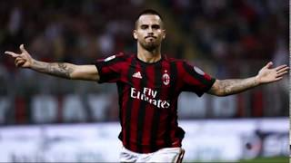 Suso skills, goals and assists 2017/18