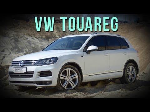 VW Touareg 2 85 тыс. км. ехать будем Full тест чип DYNATEK заезд