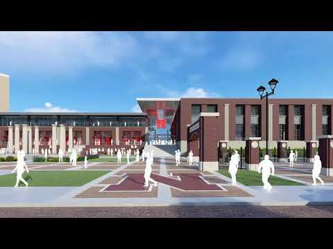 Husker247: Nebraska unveils new football facility
