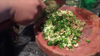 Prohoke Sauce by Tony-Cambodian/Khmer Cooking One and One with Tony.