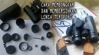 Cara membersihkan lensa teleskop videourl