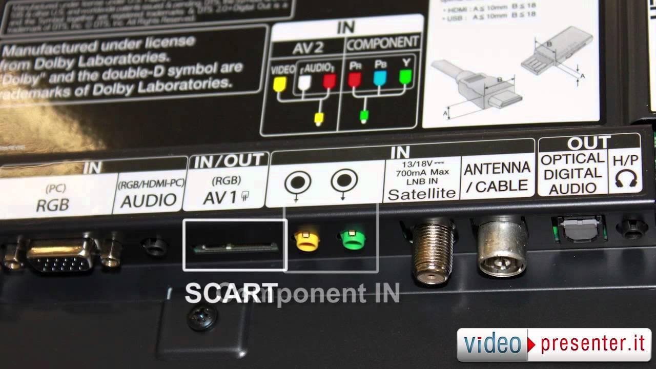 Lg Smart Tv 47lm620 Youtube