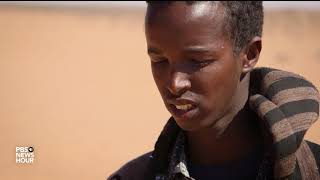 As climate change parches Somalia, frequent drought comes with…