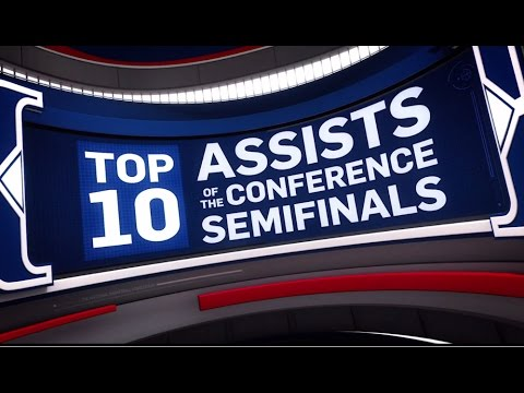 Top 10 Assists of the Conference Semifinals | 2017 NBA Playoffs