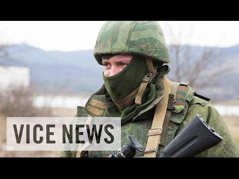 Russia's Little Green Men Enter Ukraine: Russian Roulette in Ukraine (Dispatch 1)