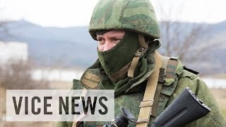 Russia's Little Green Men Enter Ukraine: Russian Roulette in Ukraine