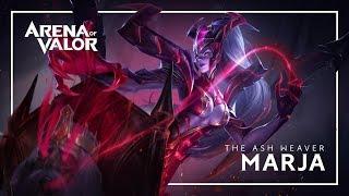 Hero Spotlight: Marja | Gameplay - Arena of Valor