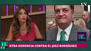 Denuncia contra el juez Rodríguez, lo acusan de haber recibido coimas por liberar al Caballo Suárez