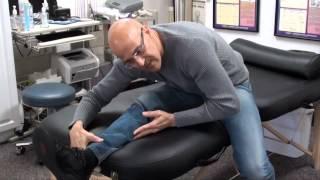 Great Hamstring Stretch / Say Goodbye To Lower Back Pain And Sciatic Pain --Dr. Mandell