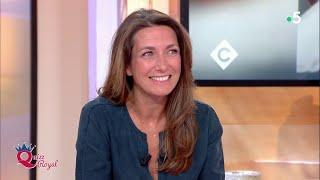 Dans les coulisses du mariage princier avec Anne-Claire Coudray ! - C à Vous - 18/05/2018
