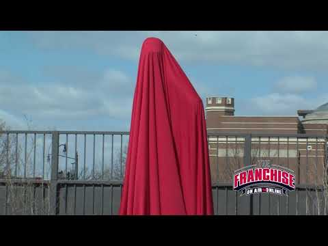 Bob Stoops statue unveiled