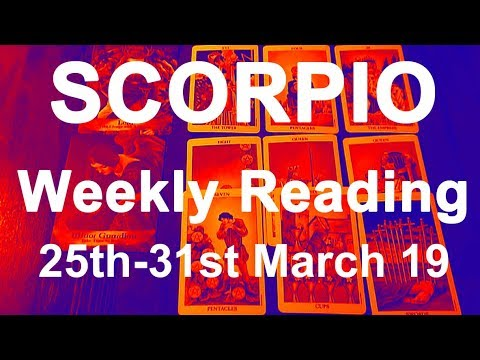 march 17 2020 weekly tarot