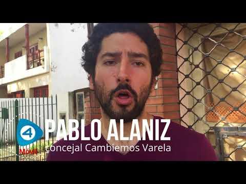 """Pablo Alaniz: """"Hablamos con la ministra Bullrich de ubicar a Gendarmería más allá del centro"""""""