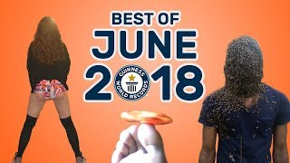 best of june 2018   guinness world records