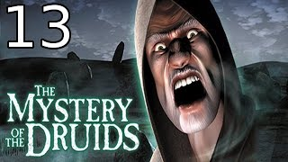 The Mystery of the Druids - [13/14] - [Past - 04/05] - English Walkthrough