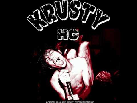 Krusty Rise Against & Fight EP 2016