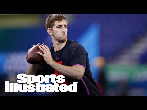 Josh Rosen: 'I'll Be Last Quarterback Standing' From 2018 NFL Draft   SI NOW   Sports Illustrated