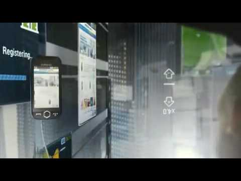 Samsung S8000 Jet - Video Promo