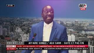 Affaire Sonko  : Dame Mbodj corrige juridiquement Elhadj Diouf et dénonce le tactique de l'Etat