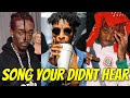 Rap Songs You Might Not Have Heard Yet の動画、YouTube動画。