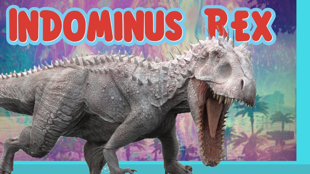Ark | How to Spawn the Indominus Rex w/ Admin Commands