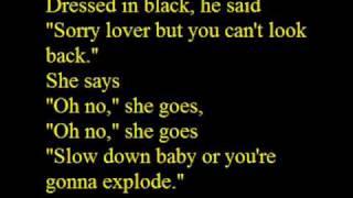 Written in blood By She Wants Revenge LYRICS!!!