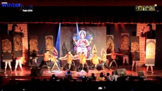 Hey ganaraya - SHIAMAK Winter Funk 2015 - Pune
