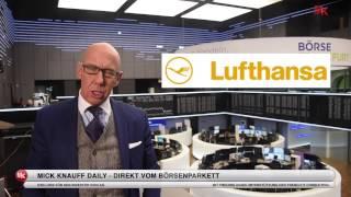 Lufthansa - Wie geht es weiter!?  - 31.01.2017