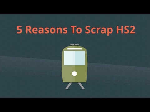5 Reasons to Scrap HS2