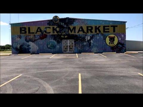 Black Market Fireworks Store Tour